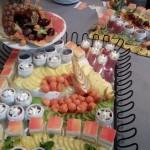 cascade mousses fruits