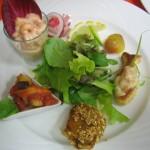 variations crevettes et Gambas